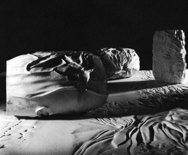 Somaini, Modifica e traccia su un tema amoroso, 1985