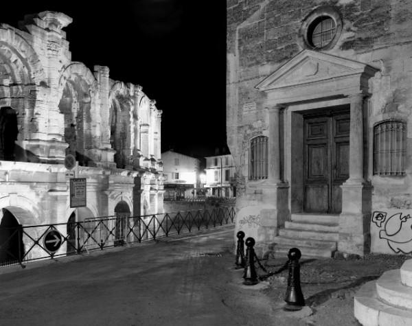 Basilico, Arles. Anfiteatro