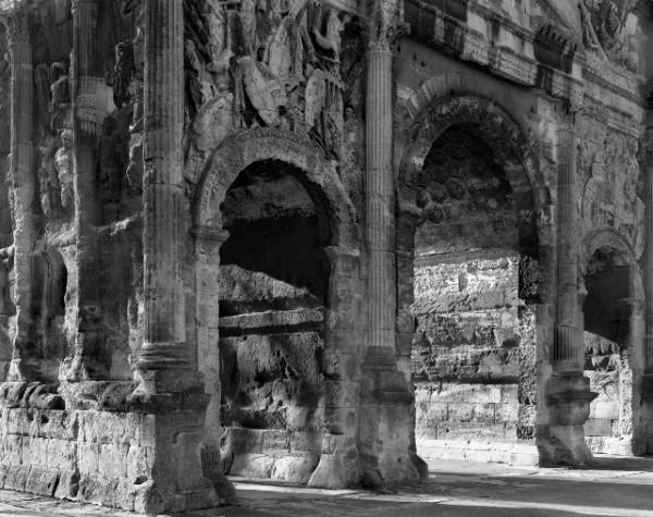 Basilico, Orange. Arco di Trionfo