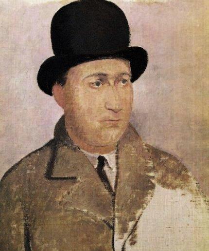 Levi, Ritratto di Persico, 1930