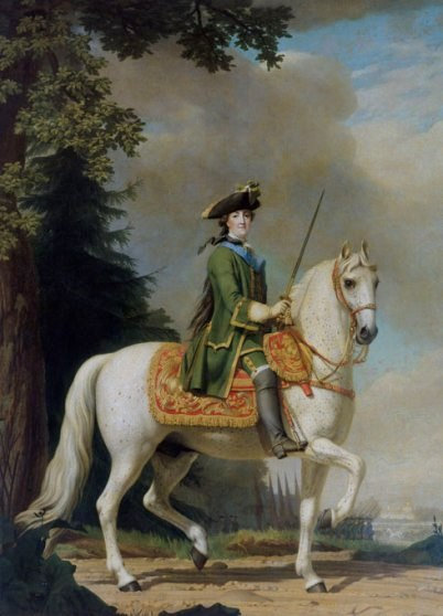 catherine ii of russia and enlightened Catherine the great:  catherine began her reign as an enlightened despot  catherine ii of russia wrote to the german critic friedrich melchior grimm for.