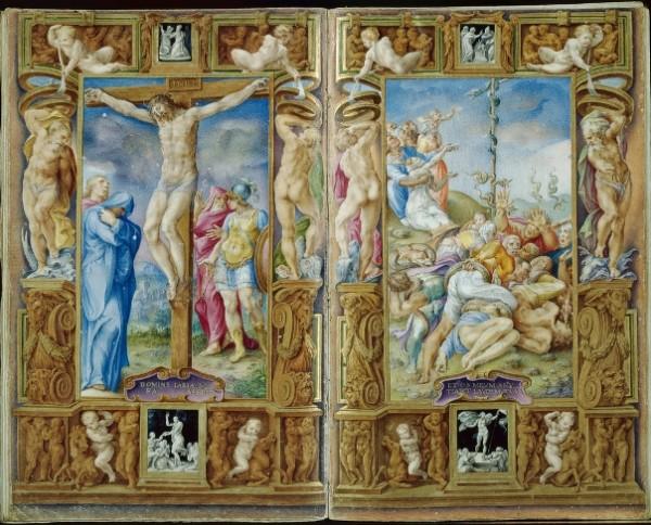 Clovio, Libro d'ore Farnese, 1546