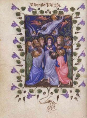 Michelino da Besozzo, Libro d'ore Bodmer, c. 1420