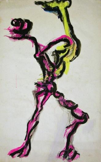 Alik Cavaliere, Metamorfosi, 1960