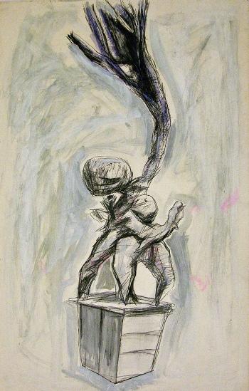 Alik Cavaliere, Metamorfosi, 1961