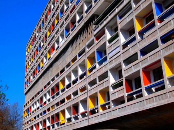 Flaminio gualdoni blog archive le corbusier et la question du brutalisme - La cite radieuse le corbusier ...