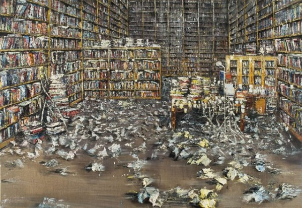 Giannoni,  Libreria, 2013