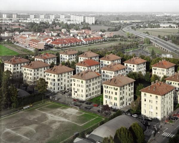 Castella, Torino, Condominio T.L. #02,  2002