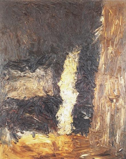 Bendini, Gesto e materia, 1963