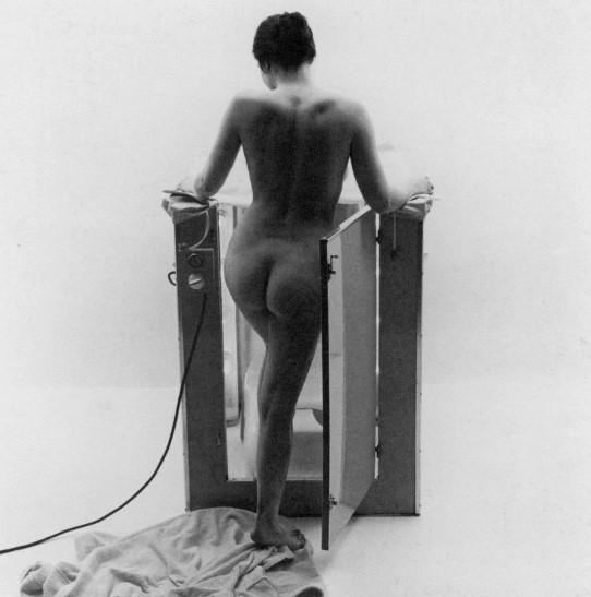Bendini, Per una essudazione totale, 1967