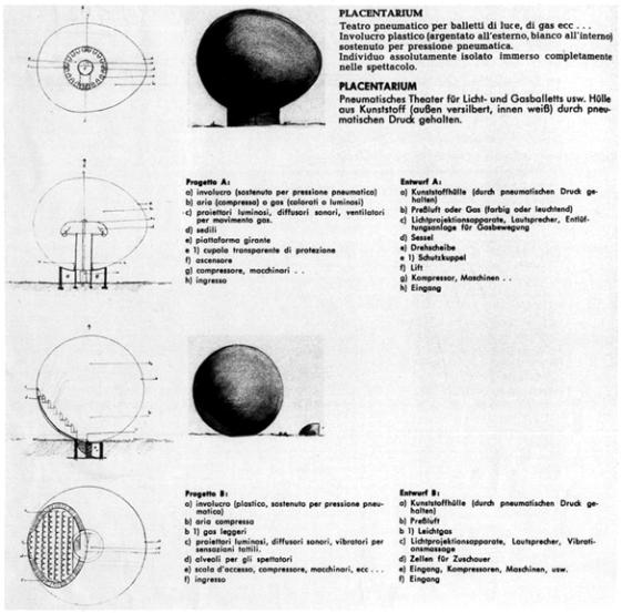 Manzoni, Placentarium, 1960
