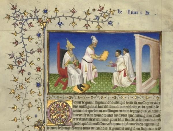 Marco Polo, Livre des merveilles, c. 1410-1412