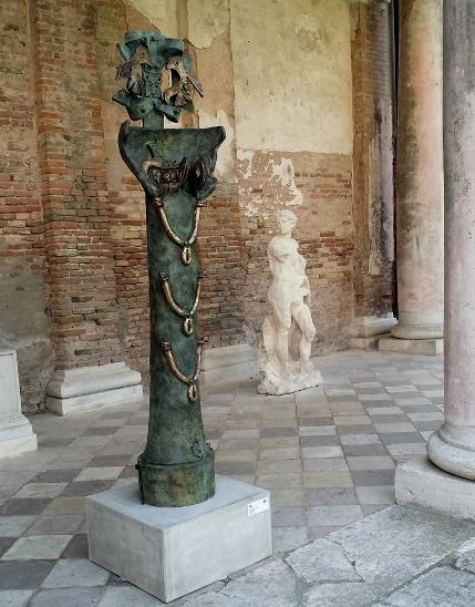 Matta, Giardino di Palazzo Soranzo Capello, Venezia 2015