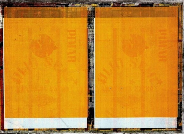 Carmi, Due gialli, 1964