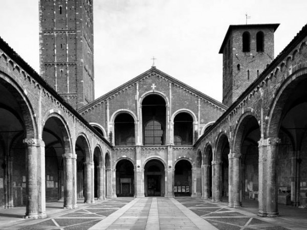 Introini, Sant'Ambrogio, Milano
