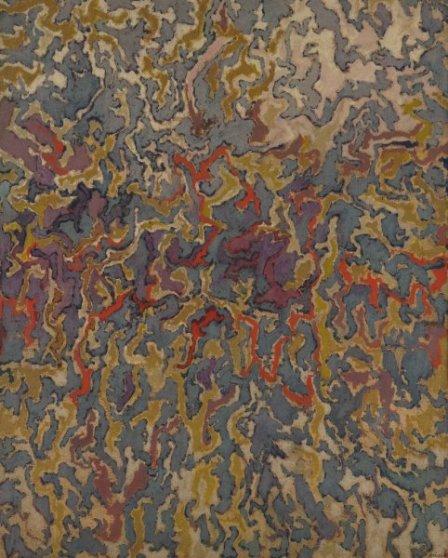 Boille, Senza titolo, 1960