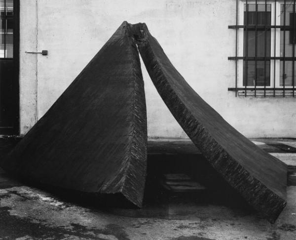 Spagnulo, La grande curva, 1974