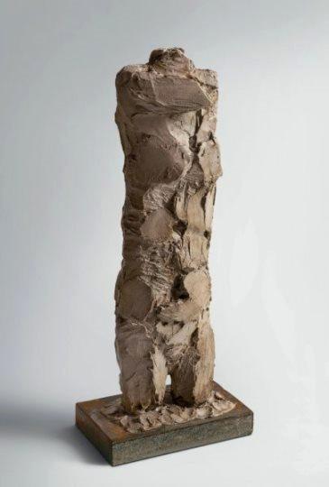 Tavernari, Figura femminile acefala, 1958