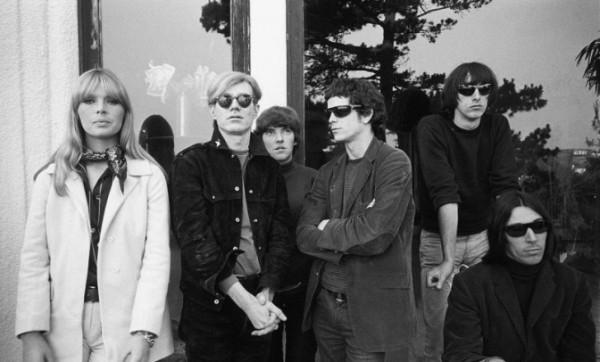 Gerard Malanga, Warhol & Velvet Underground
