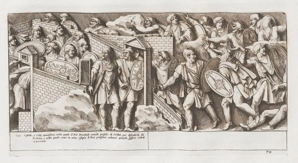 Santi Bartoli, Colonna Traiana, 1673, 78
