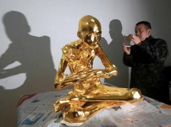 Monaco mummificato, Quanzhou