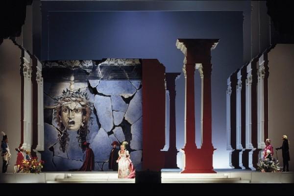 De Simone-Carosi-Nicoletti, Festa Teatrale, San Carlo, Napoli, 1987