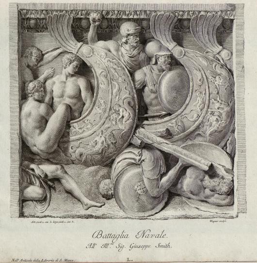 Zanetti, Delle antiche statue greche e romane, 1740-1743