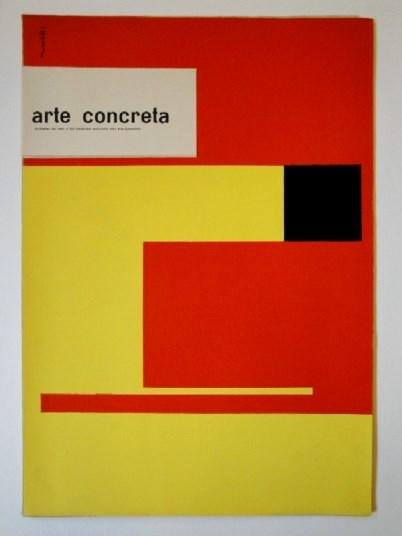 Arte concreta, 1953