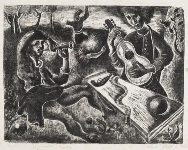 Filippini, Concerto di guerra, 1940