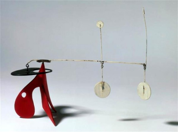 Calder, Little mobile, 1937