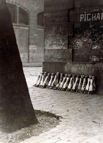 Eli Lotar, Aux abattoirs de la Villette, 1929