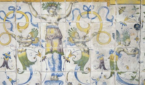 Marche d'autel de la Bâtie d'Urfé, particolare, 1557, Louvre