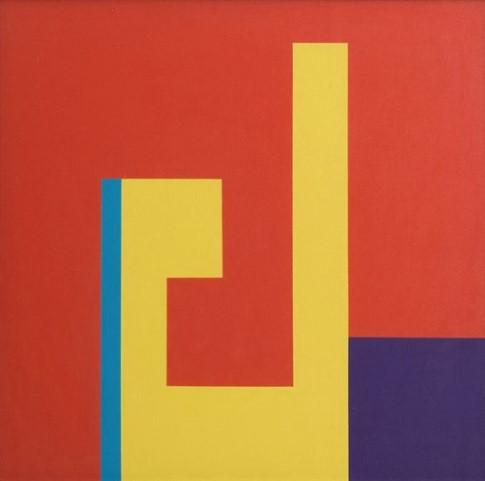 Munari, Negativo-Positivo, 1990