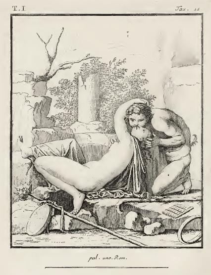Tommaso Piroli, da Antiquités d'Herculanum, 1804