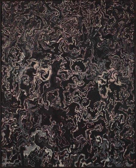 Luigi Boille, Continuum in tensione, 1960