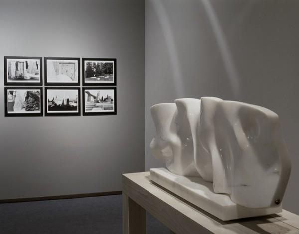 Mostra Gio' Pomodoro, Fondazione Ragghianti, 2003