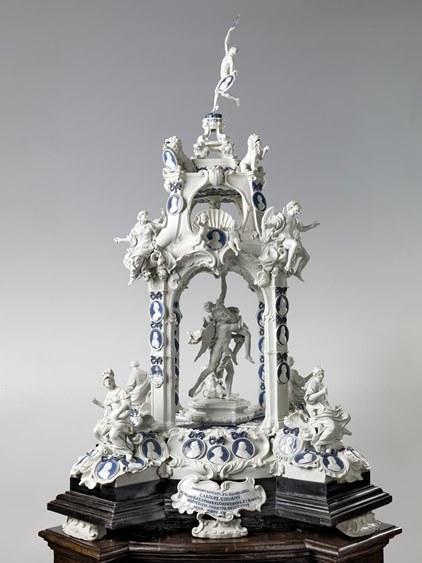 Gaspare Bruschi,Tempietto Ginori, 1750