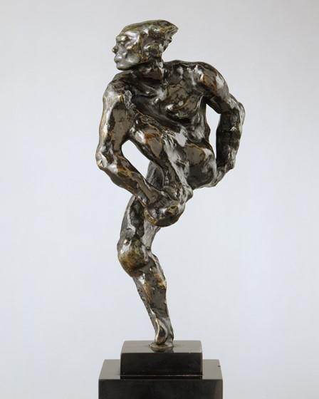 Rodin, Nijinsky, 1912