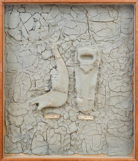 Costa, Terra e oggetti, 1976