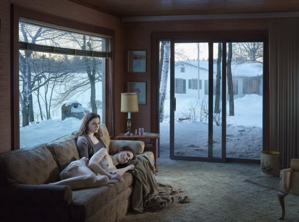 Crewdson, Mother and Daughter. 2014