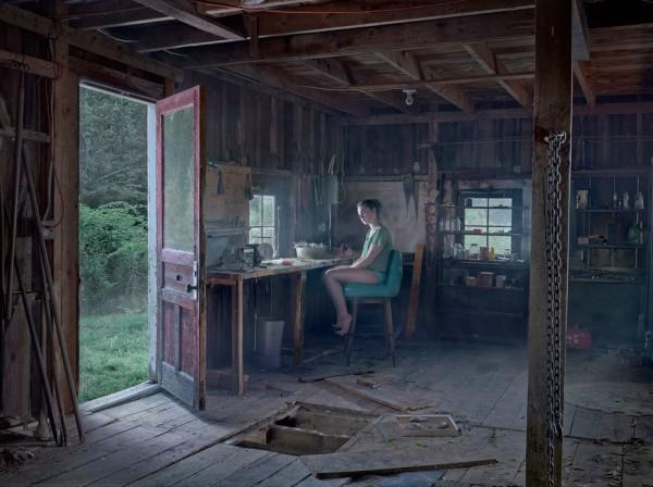 Crewdson, The Barn, 2013