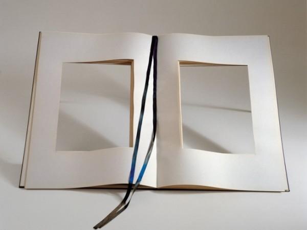 Agnetti, Libro dimenticato a memoria, 1970