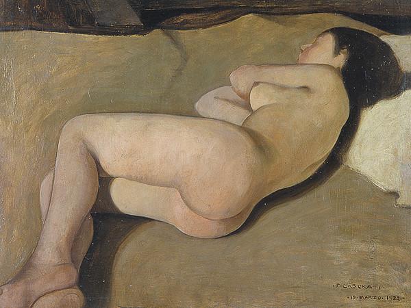 Casorati, Studio per Meriggio, 1922