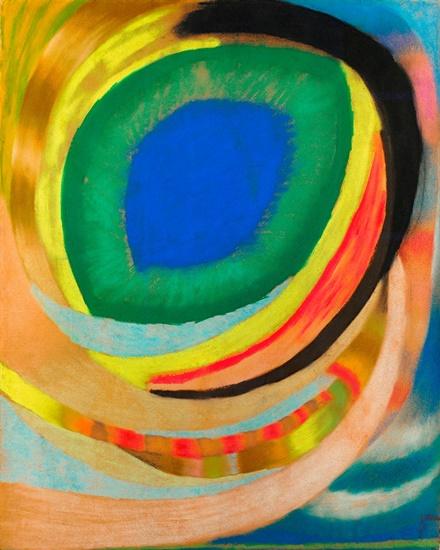 Freundlich, Kosmisches Auge, 1921-1922
