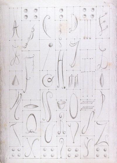 Fausto Melotti, Senza titolo, 1983