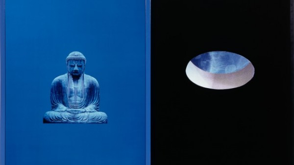 Sarah Charlesworth, Buddha of Immeasurable Light, from the Objects of Desire series, 1987