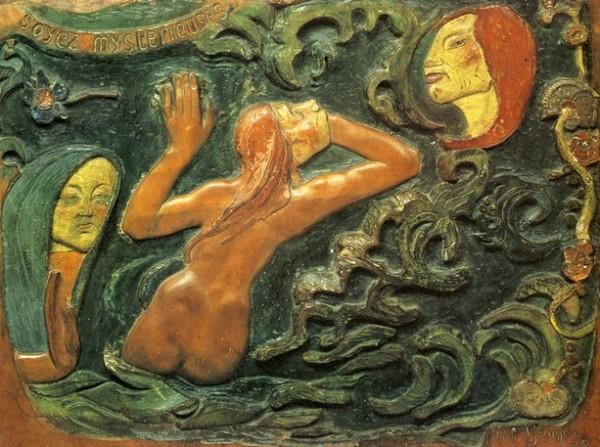 Gauguin, Soyez mystérieuses, 1890