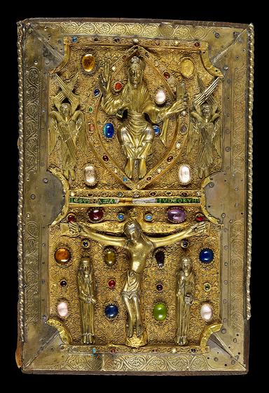 Gospels of Judith of Flanders, England, between 1051 and 1064