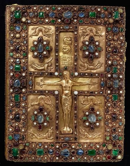 Lindau Gospels, France, ca. 875