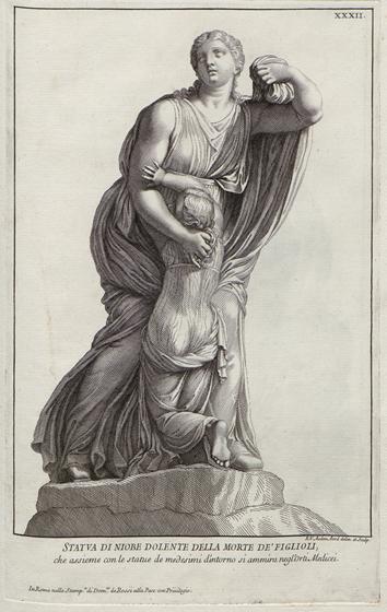 Raccolta di statue antiche e moderne, XXXII